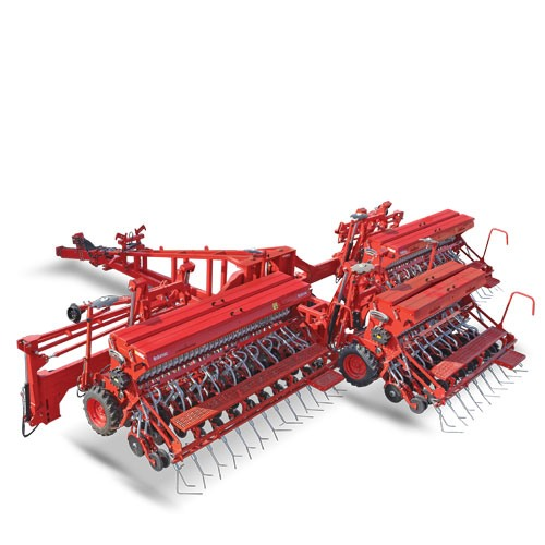 ADMIRAL GRAIN AND PNEUMATIC SEEDER CARRIER SYSTEM