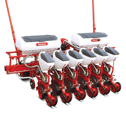 PNEUMATIC SEEDER (DISC SHARED) HVMD-K