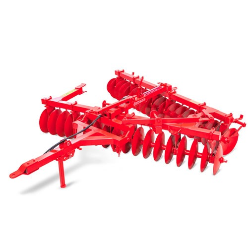 TRAILED AND MOUNTED V TYPE OFFSET DISC HARROW ACD