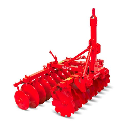 V TYPE OFFSET DISC HARROW WITH HYDRAULIC AND TRAILED CHD