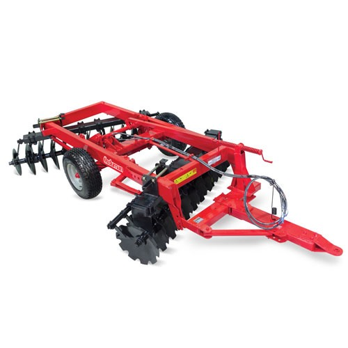 TRAILED TYPE OFFSET DISC HARROW WITH HYDRAULIC LIFT LGD-B/ LGD-N