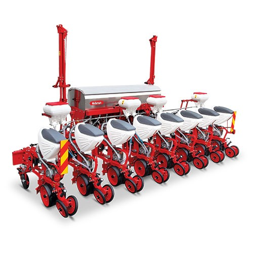 FOLDABLE PNEUMATIC SEEDER (DISC SHARED) HVMD-FK