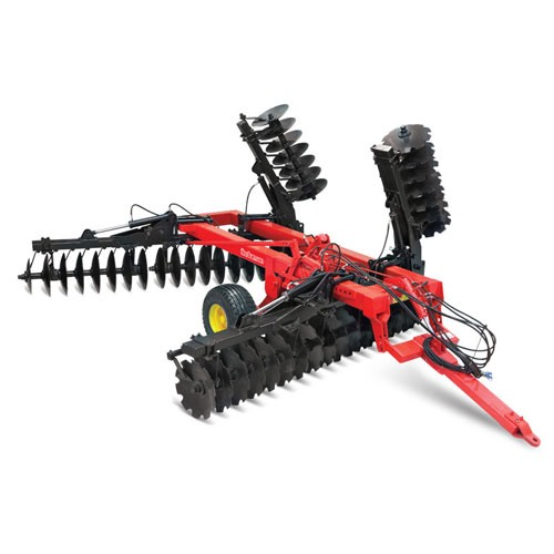 FOLDABLE V TYPE OFFSET DISC HARROW LGD-KV
