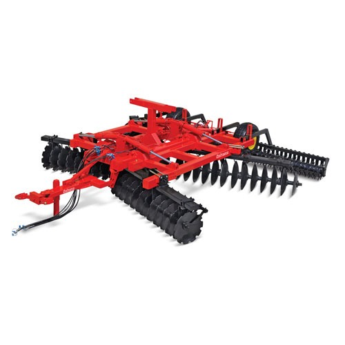 FOLDABLE X TYPE TANDEM DISC HARROW LGD-KX