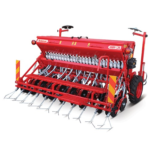 COMBINED SEED DRILL UHBM