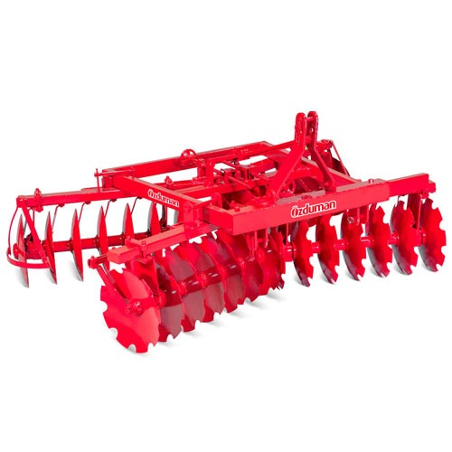 X TYPE MOUNTED TANDEM DISC HARROW ATD