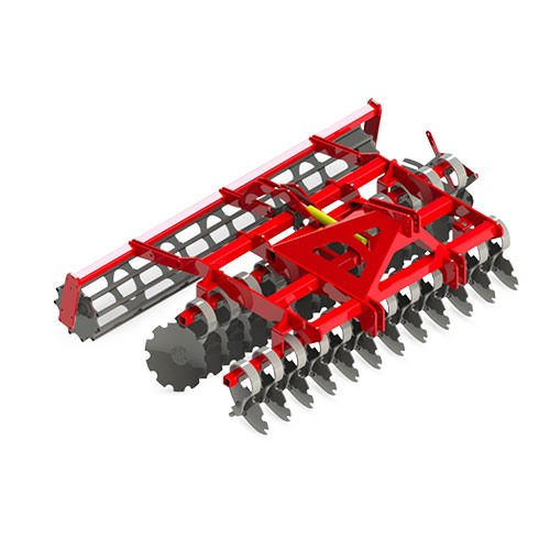 SPRING TINE HARROW STH
